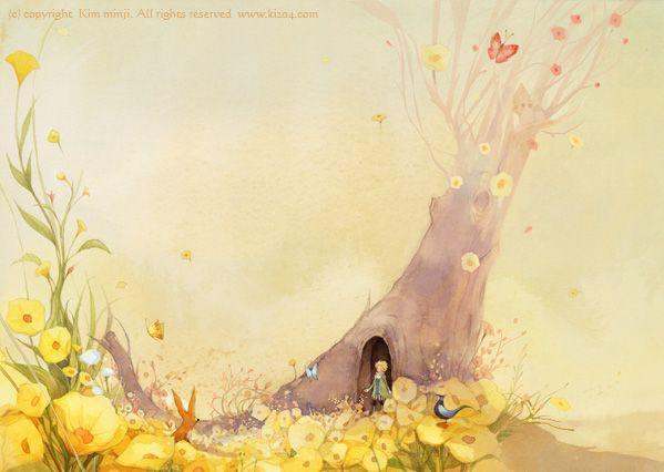 Antoine de Saint-Exupéry, Le Petit Prince / The Little Prince by Kim Minji.