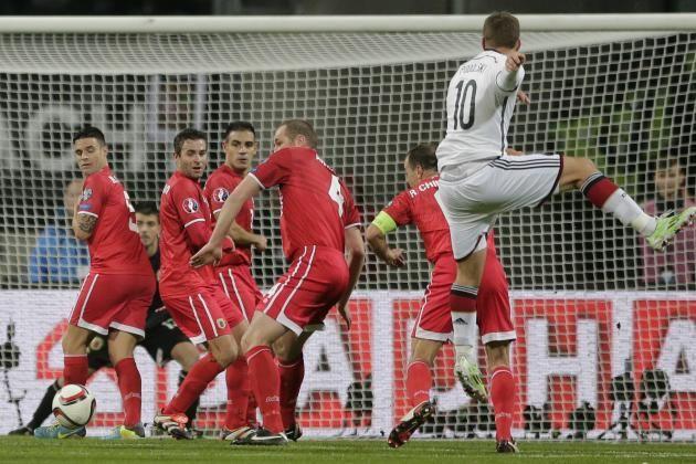 Gibraltar vs Germany Highlights & Full Match   EC Qualification EURO France 2016