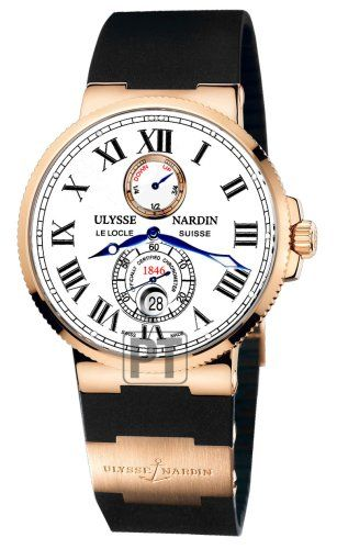 Ulysse Nardin Men's 266-67-3-40 Maxi Marine Chronometer