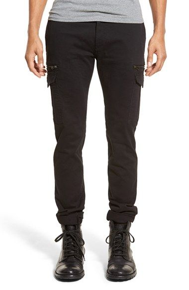 DIESEL® 'CHI-REEVES' Slim Fit Cargo Pants available at #Nordstrom