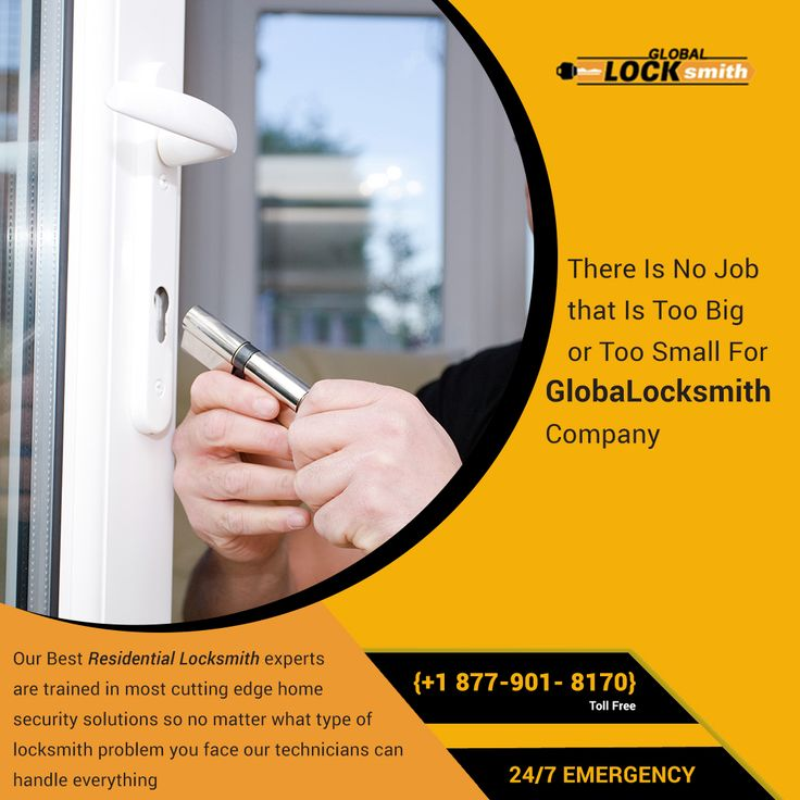 GlobaLocksmith offers affordable, consistent & un-matched residential ‪locksmith‬ services at New York & New Jersey day & night, rain and shine...http://goo.gl/MwMRMM