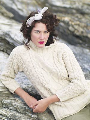 classic cable sweater to knit FREE PATTERN ♥ 3000 FREE patterns to knit ♥ http://pinterest.com/DUTCHYLADY/share-the-best-free-patterns-to-knit/