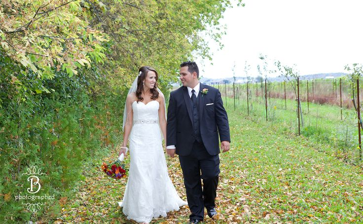 Holland Marsh Winery Wedding | Newmarket, ON | Tracy and Mark