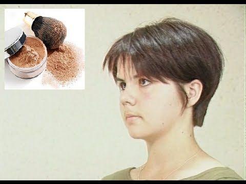 Короткая стрижка на густые волосы. Причёски для девочек. Красота ТВ Фитнес ТВ - YouTube