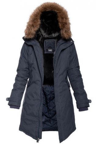 Lovin' this TNA Aspen Knee Length Parka...<3