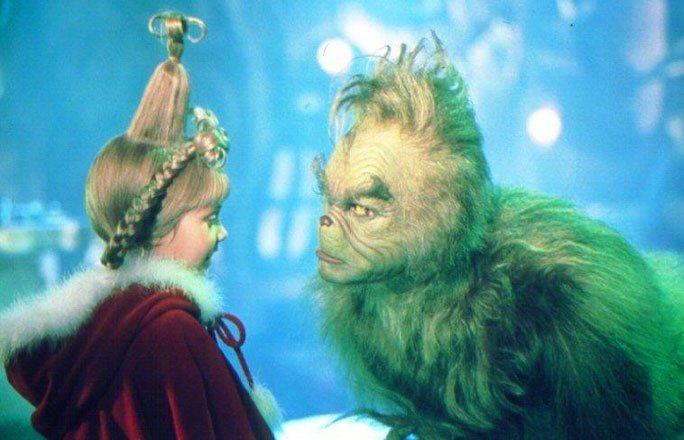 Le Grinch, un film pour enfants  petits et grands, avec Jim Carrey - Il fait partie des films cultesà regarder à Noel