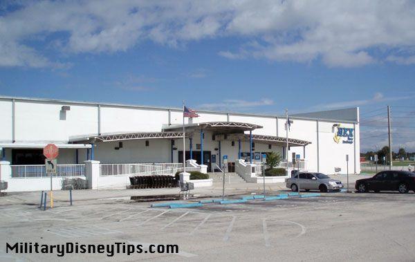 Orlando Navy Exchange & Commissary.  It's always worth the trip!