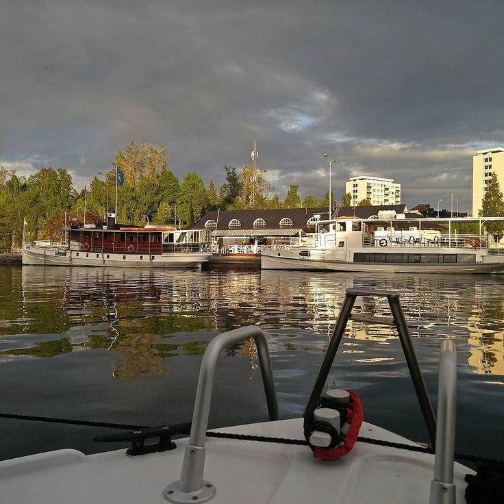 #näsijärvi #mustanlahdensatama
