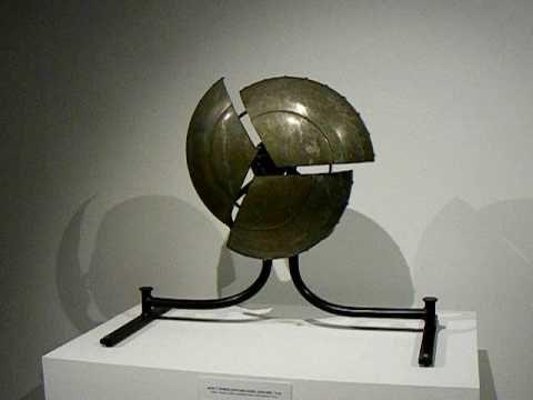 Bob Potts Kinetic Sculpture 3