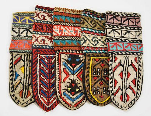 マースレーの手編み靴下入荷。 : migratory-blog