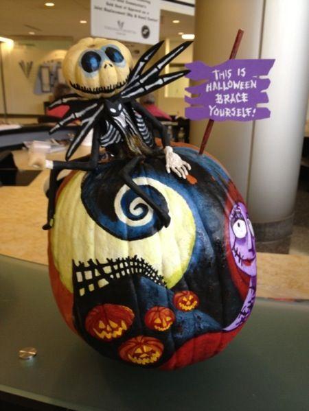 Spirit halloween contest...boo!!!:)(veronica d) scary pumpkin