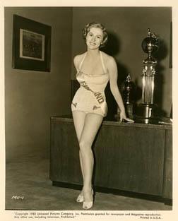Armi Kuusela, born 1934 (Armi Hilario, Armi Williams)  Beauty queen, The Finnish Maiden 1952, Miss Universe 1952.