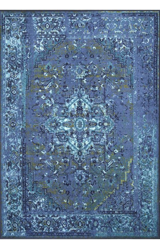 Maison Hand Tufted Ivory Area Rug Colors Powder And