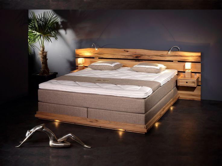 Stauraumbett 140x200 massivholz  12 best Favorit Betten images on Pinterest | Room, 3/4 beds and ...