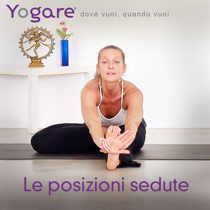Dalle posture a terra fino a navasana con Elena De Martin su #Yogare http://yogare.eu/video-158 #Yoga