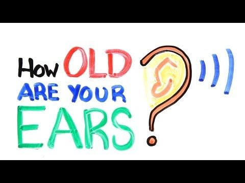 How Old Are Your Ears, A Hearing Test by AsapScience