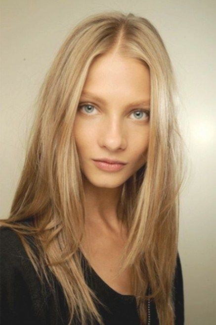 Afbeeldingsresultaat voor kapsels vrouwen lang steil haar