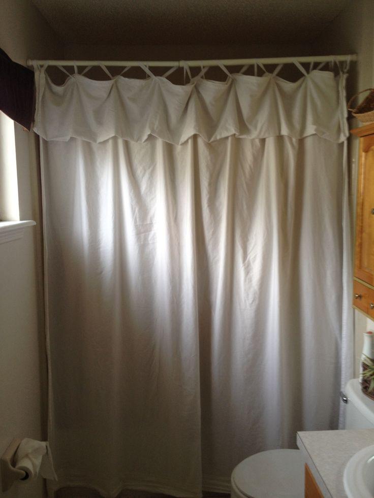 25 Unique Flat Sheet Curtains Ideas On Pinterest Sheets To Curtains Make Curtains And Sheet