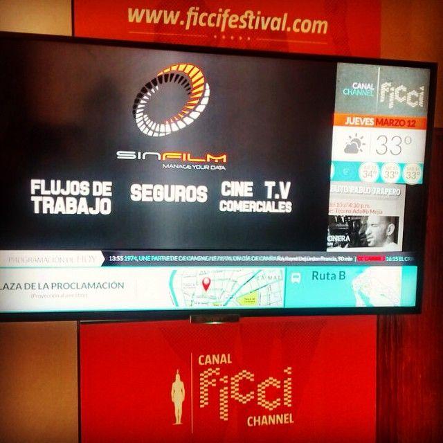 #SINFILM #FICCI2015