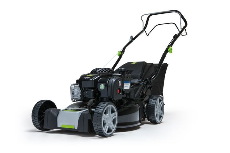 Murray EQ500 18' Self Propelled Rotary Petrol Lawn Mower withBriggs andStratton 500E Series Petrol Engine ** You can find more details by visiting the image link. #MowersandOutdoorPowerTools