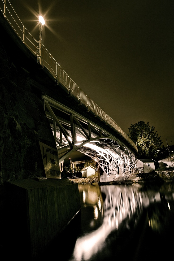 Ormsund Bro   Bridge in Oslo