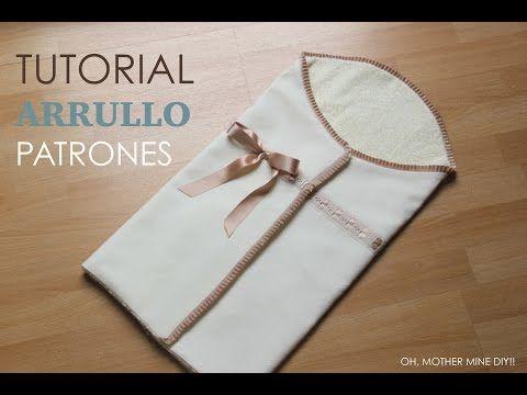 Tutorial DIY y patrones: Arrullo de bebé | Manualidades