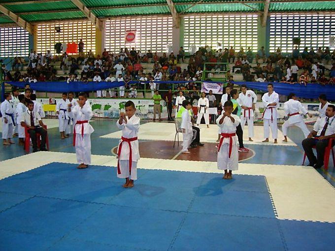 Guacara celebró 5to Campeonato Nacional de Karate-Do Dojo Seiko Utches #Artes_Marciales #Deportes