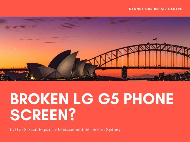 LG G5 #Screen #Replacement in #Sydney