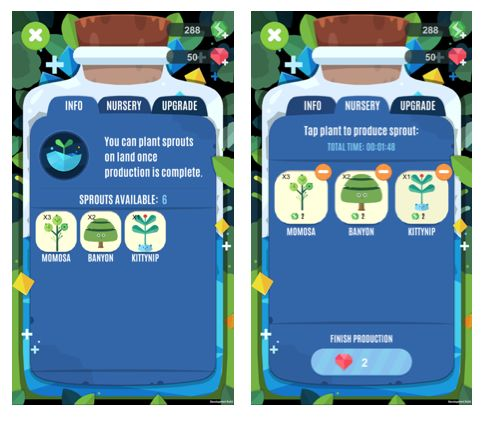 Pocket Plants: magical evolution game with a healthy twist by Shikudo — Kickstarter