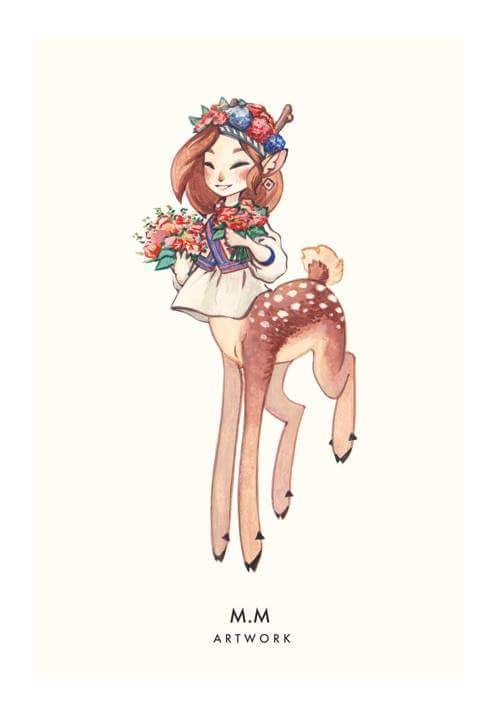 Theme : centaur By Maud Meow