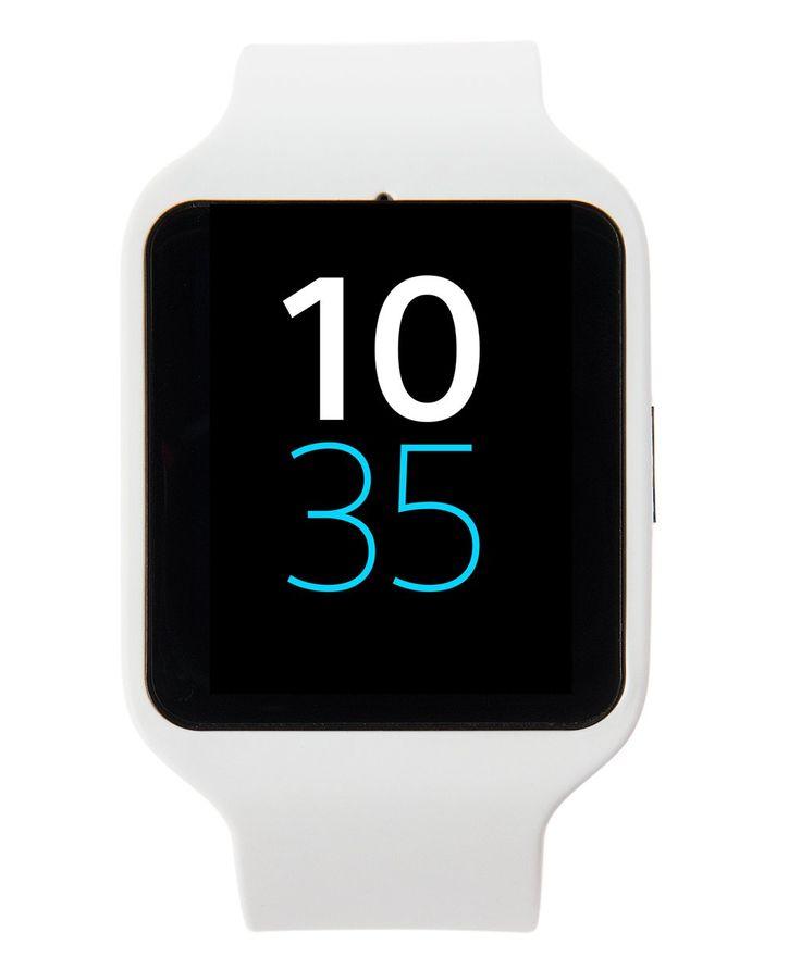 SONY SELECTION exclusive sales model SmartWatch 3 (White) From import JPN. 38g,36.0(W)×10.0(D)×51.0(H)mm. ■ Display: transflective liquid crystal display ■ Size: about 1.6 inches ■ Resolution: 320 × 320. Sensor:acceleration sensor, gyro sensor, magnetic sensor, GPS, light sensor. ■Built-in battery lithium polymer battery ■Battery available time:about 2 days (normal use) ■Charging terminal:microUSB terminal ■Memory512 MB RAM, 4GB eMMC ■Processor:1,2 GHz, Quad-core. The set includes…
