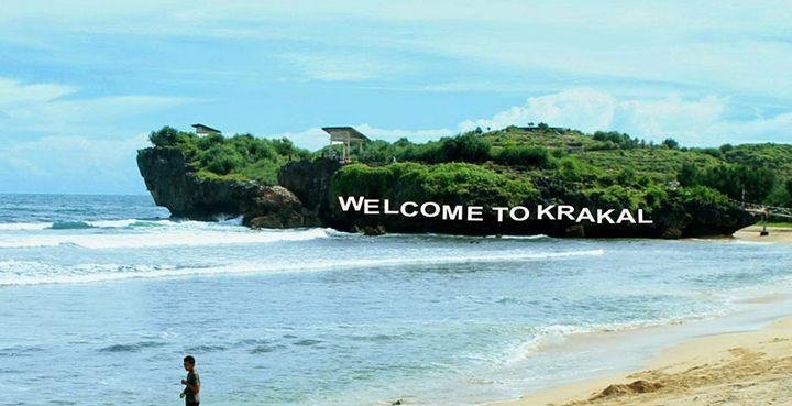 Pantai Krakal | Krakal Beach