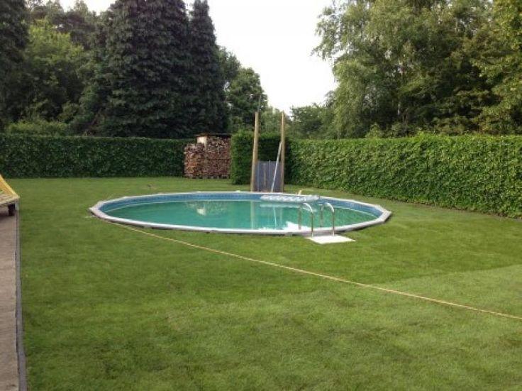 13 best Pool images on Pinterest Backyard ideas, Decks and Pool decks - whirlpool im garten selber bauen