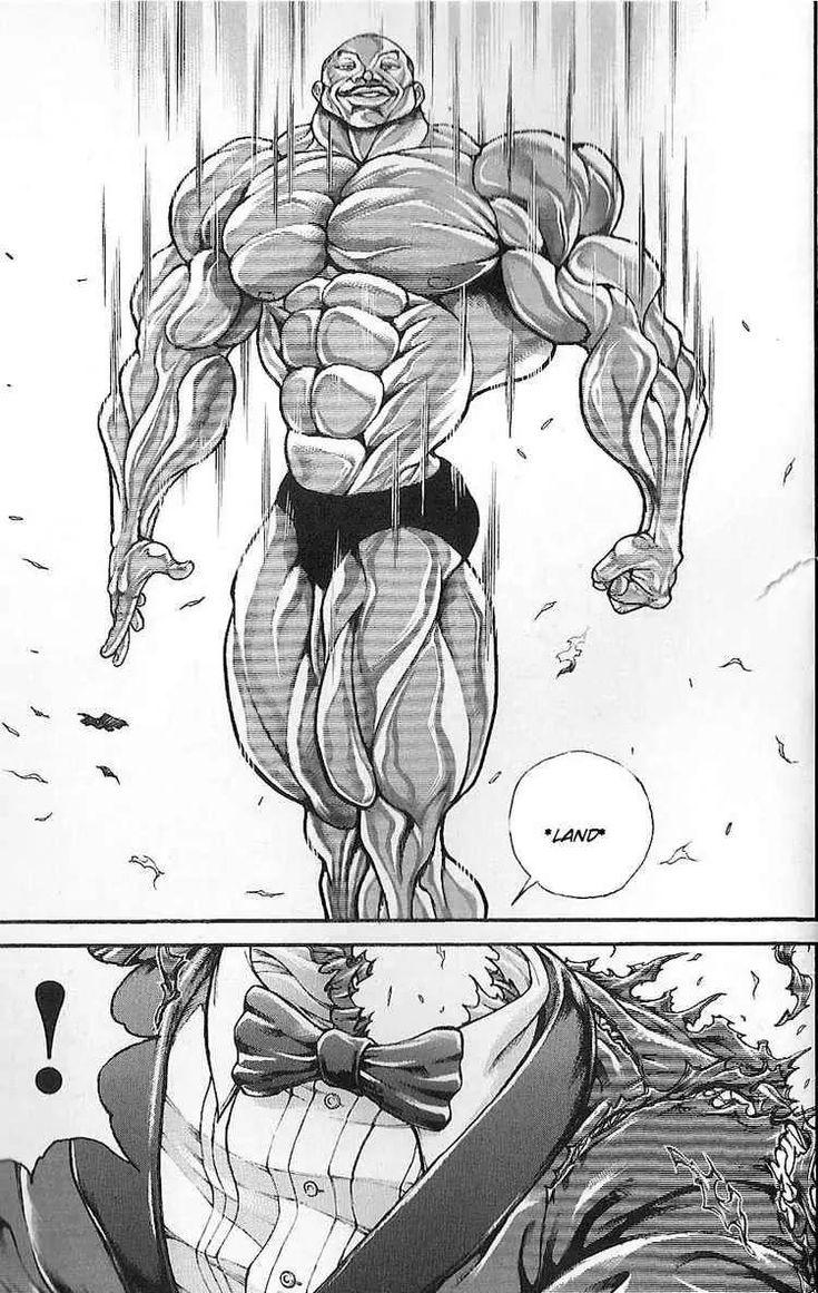 BakiHanma Baki, Vol.6, Chapter 42 Prison Baki Manga