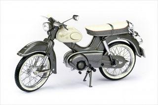 Kreidler Florett Super Motorcycle Model 1/10 Scale By Schuco