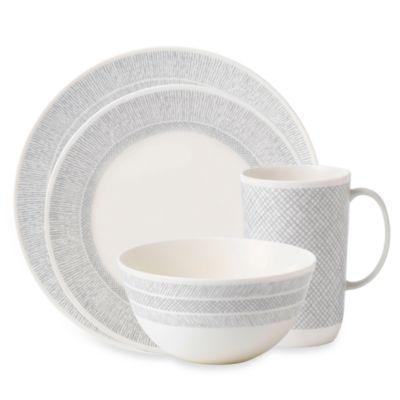 Vera Wang Wedgwood® Simplicity Cream Dinnerware - BedBathandBeyond.com