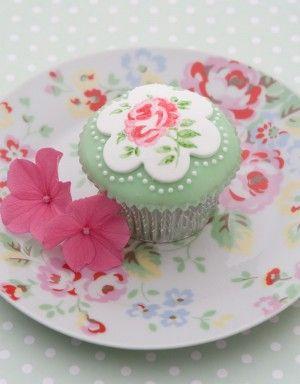 Cath Kidston Cupcake