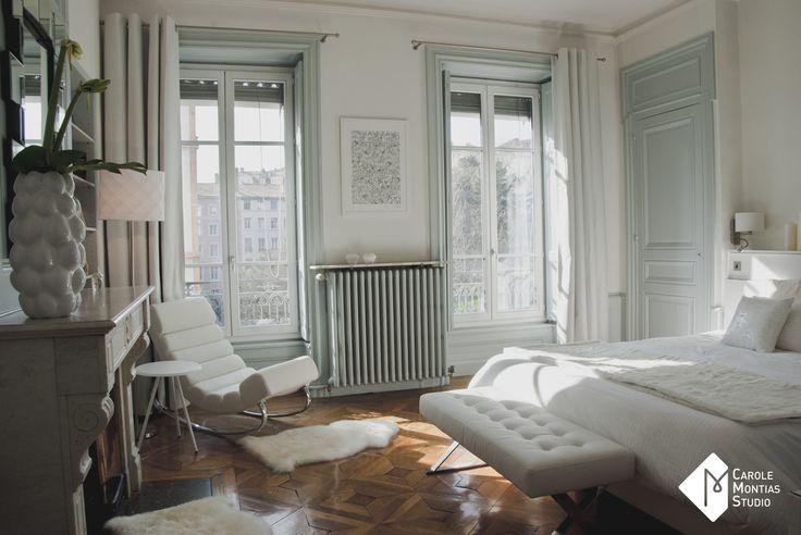 SECRETS pour un sommeil léger ! https://www.homify.fr/livres_idees/24904/une-chambre-apaisante