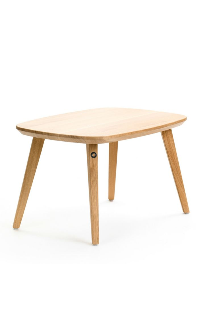 Pamp 50x70 Cm Wooden Table By Mobitec. A Small Table Perfect For Your  Living Room