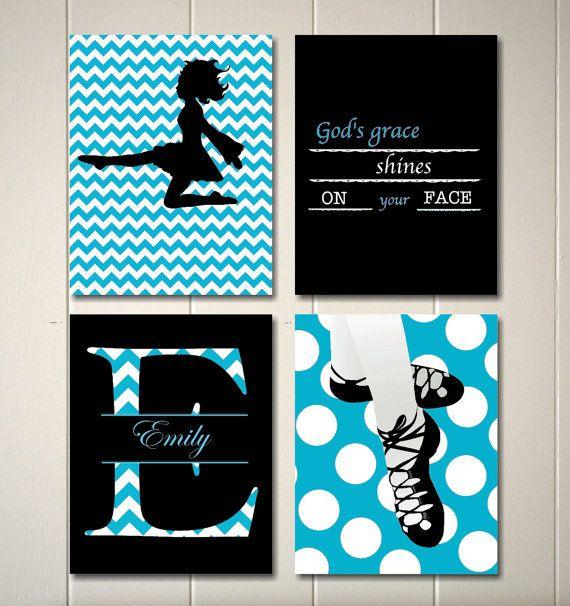 girl wall art decor nursery decor baby wall art baby shower gift her