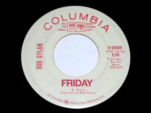 "The source of Rebecca Black's ""Friday"" is revealed in this lost recording from Bob Dylan's Basement Tapes..."