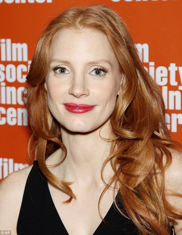 Jessica Chastain continues her best actress campaign in