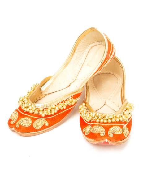 Jutti and Mojaris shoes