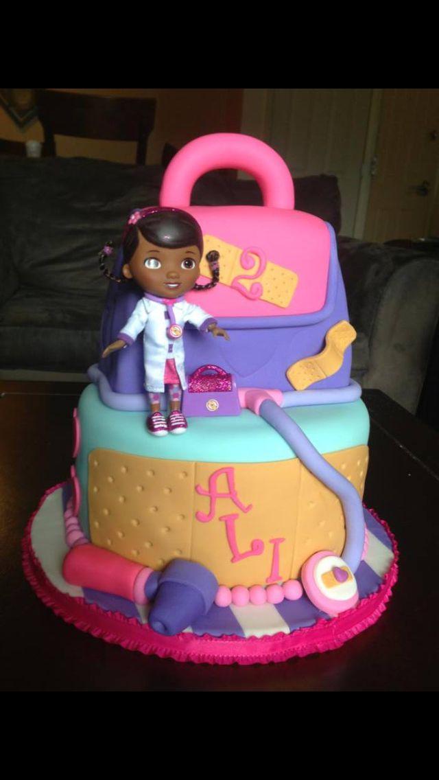 95 best images about Doc McStuffins Cakes on Pinterest ...