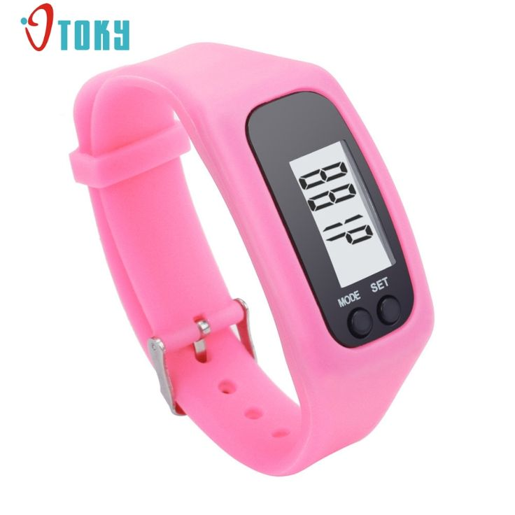 Excellent Quality LCD Watch 2016 Fashion Sport Digital Watch Silicone Bracelet Watch Women Men Kids Wristwatch Relogio Feminino #Affiliate