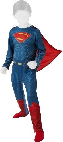 Rubie's Superman Classic Dawn of Justice Bambino