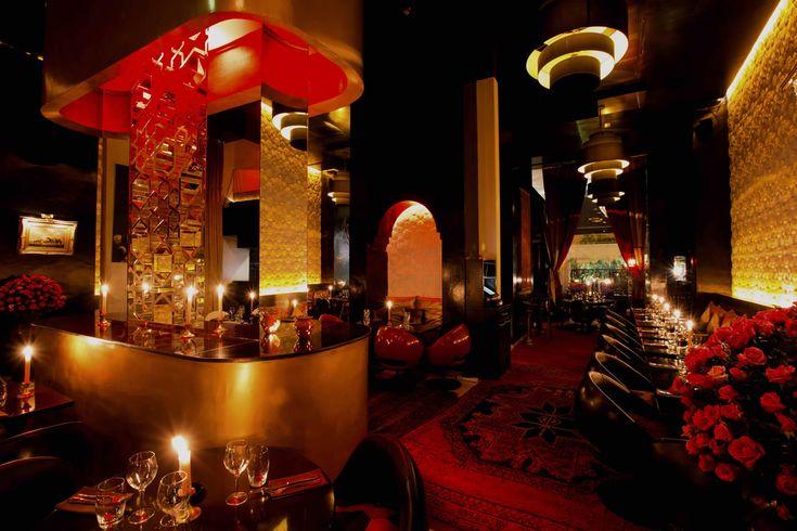 Restaurant Marrakech Milles et Une Nuits