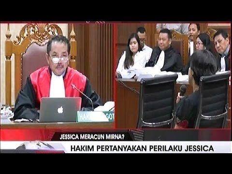 Sidang Jessica Kumala Wongso - Jessica Mentalnya DROP Kehidupannya Di Au...