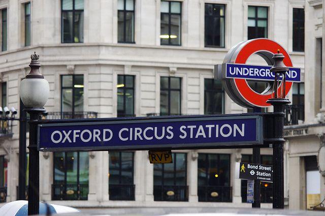 Oxford Circus... Dany :))