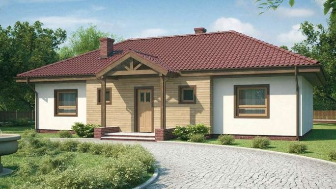 casas de 1 planta | Planos de casas - Part 2